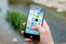 Apple iPhone zum bezahlen mit Apple Pay