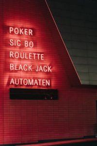 Glücksspielbranche - Radiowerbung für Casinos