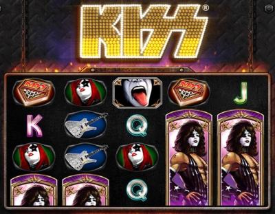 KISS Slot