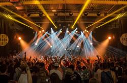 Konzerte und Tourneen von Into Darkness