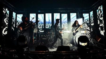Band Moder Live Konzert