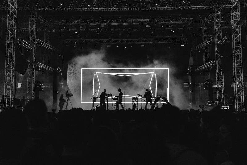Rammstein Musik: Streaming-Technologie Konzert